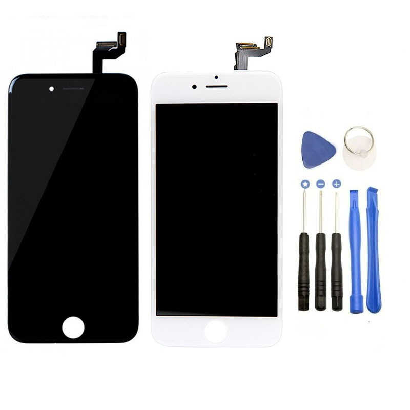 Reparaturset  Display Touchscreen Glas für iPhone 6S