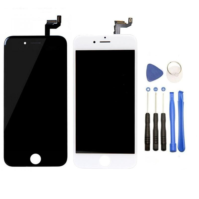 Reparaturset  Display Touchscreen Glas für iPhone 6S