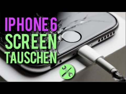 iPhone 6 LCD Display selber wechseln -Reparaturanleitung